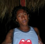 "Opok or ""Dani"" – one of Gili Trawangans nastier ""beach boys"""