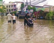 The 2011 Thailand flood could be more devastating than the 1997-98 Asian Economic Crisis